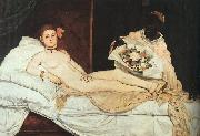 Edouard Manet Olympia oil painting picture wholesale