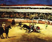 Edouard Manet Bullfight oil painting picture wholesale