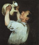Edouard Manet Boy with a Pitcher Germany oil painting reproduction
