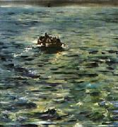 Edouard Manet The Escape of Rochefort oil painting picture wholesale