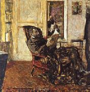 Edouard Vuillard Thadee Natanson oil painting picture wholesale
