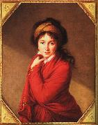 Elisabeth LouiseVigee Lebrun Countess Golovine oil painting picture wholesale