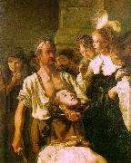 FABRITIUS, Carel The Beheading of St. John the Baptist dg oil painting picture wholesale