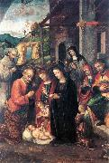 FASOLO, Bernardino Nativity se oil painting picture wholesale