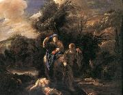 FETI, Domenico Flight to Egypt dfgs oil