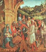 FOPPA, Vincenzo The Adoration of the Kings dfg oil painting picture wholesale
