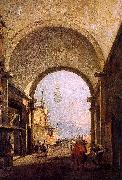 Francesco Guardi City View oil painting artist