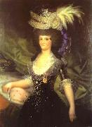 Francisco Jose de Goya Queen Maria Luisa oil painting picture wholesale