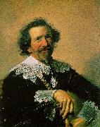 Frans Hals Pieter van den Broecke Germany oil painting reproduction
