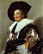 Frans Hals The Laughing Cavalier Germany oil painting reproduction