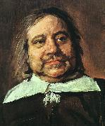 Frans Hals Portrait of William Croes Germany oil painting reproduction