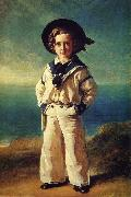 Franz Xaver Winterhalter Albert Edward, Prince of Wales oil painting picture wholesale