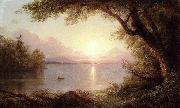 Frederic Edwin Church Landscape in the Adirondacks oil painting picture wholesale