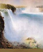Frederick Edwin Church Niagara Falls oil painting artist