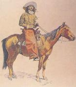 Frederick Remington Arizona Cowboy oil painting picture wholesale
