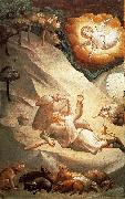 GADDI, Taddeo The Angelic Announcement to the Sheperds fg oil painting picture wholesale