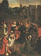 GAROFALO The Raising of Lazarus dg oil painting picture wholesale