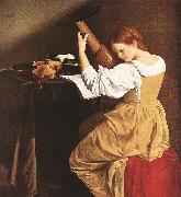 GENTILESCHI, Orazio Lute Player  eryy oil painting picture wholesale