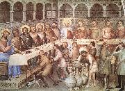 GIUSTO de  Menabuoi Marriage at Cana sgh oil painting picture wholesale