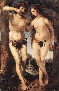 GOSSAERT, Jan (Mabuse) Adam and Eve sdgh oil painting picture wholesale