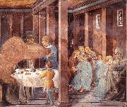 GOZZOLI, Benozzo Scenes from the Life of St Francis (Scene 8, south wall) dh oil painting picture wholesale