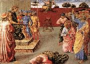 GOZZOLI, Benozzo Fall of Simon Magus dfg oil painting picture wholesale