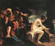 GUERCINO Susanna and the Elders kyh oil painting picture wholesale