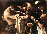 GUERCINO Return of the Prodigal Son klgh oil painting picture wholesale