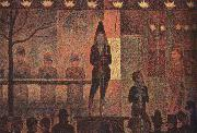 Georges Seurat La Parade oil painting picture wholesale