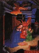 Gerard Hornebout Nativity oil painting picture wholesale