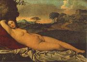 Giorgione Sleeping Venus dhh oil painting picture wholesale