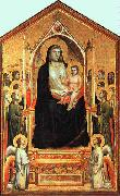 Giotto The Madonna in Glory oil painting picture wholesale