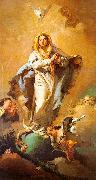 Giovanni Battista Tiepolo St.Thecla Liberating the City of Este from the Plague oil painting picture wholesale