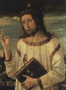 Giovanni Bellini Christ's Blessing Germany oil painting reproduction