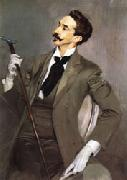 Giovanni Boldini Count Robert de Montesquion oil painting artist