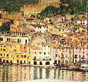 Gustav Klimt Malcesine on Lake Garda oil painting picture wholesale