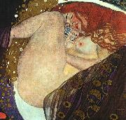 Gustav Klimt Danae oil painting picture wholesale