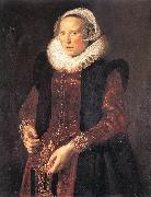 HALS, Frans Portrait of a Woman  6475 oil painting artist