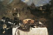 HEDA, Willem Claesz. Still-Life with Olives sg oil painting picture wholesale