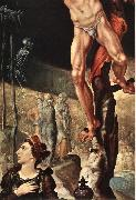 HEEMSKERCK, Maerten van Crucifixion (detail) sg oil painting picture wholesale