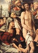 HEMESSEN, Jan Sanders van Christ Mocked (detail) s oil painting artist
