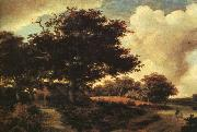 HOBBEMA, Meyndert Landscape sf oil painting picture wholesale