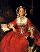 HOGARTH, William Portrait of Mary Edwards sf oil painting picture wholesale