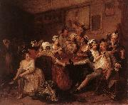 HOGARTH, William The Orgy f oil painting picture wholesale