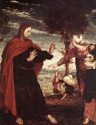 HOLBEIN, Hans the Younger Noli me Tangere (detail th oil painting picture wholesale