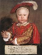 HOLBEIN, Hans the Younger Portrait of Edward, Prince of Wales sg oil painting picture wholesale
