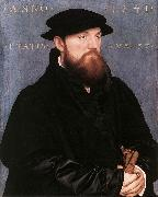 HOLBEIN, Hans the Younger De Vos van Steenwijk oil painting picture wholesale