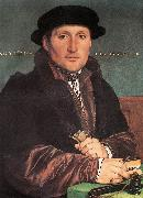 HOLBEIN, Hans the Younger Unknown Young Man at his Office Desk sf oil painting picture wholesale