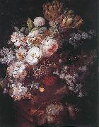 HUYSUM, Jan van Vase of Flowers af oil painting picture wholesale