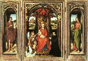 Hans Memling Triptych oil painting picture wholesale